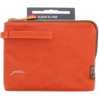 Oranje iPad sleeve