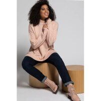 Roze pullover