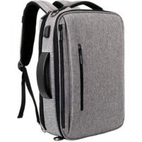 Laptop rugzak grijs