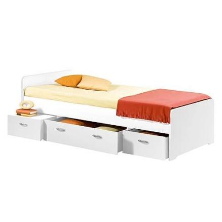 Slaapbank met onderlanden